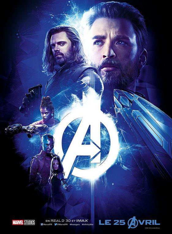 #Cinema #Marvel #Disney - Avengers Infinity War arrive en Blu-ray 4K UHD HDR ! Détails et dates