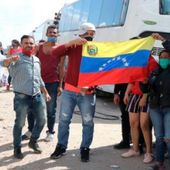 Le gouvernement colombien empêche des milliers de Vénézuéliens de rentrer dans leur pays