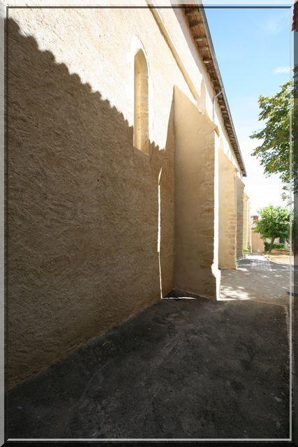 Diaporama église fortifiée Les Pujols