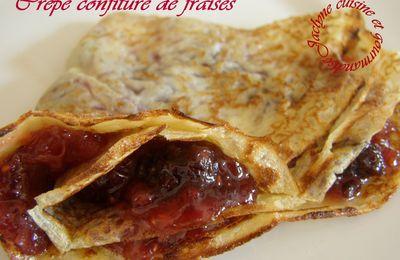 Crêpes à déguster salées ou sucrées - Cuisine et Gourmandise Jaclyne