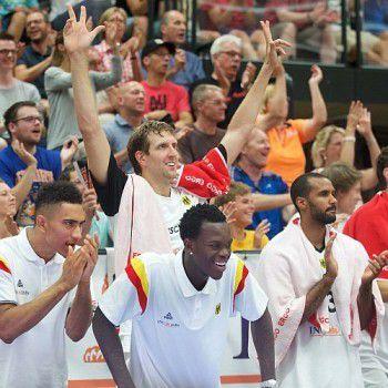 EuroBasket 2015: l'Allemagne prend de l'épaisseur