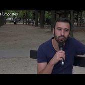 Interview filmée de Valentin Giard - Critique Humoristes