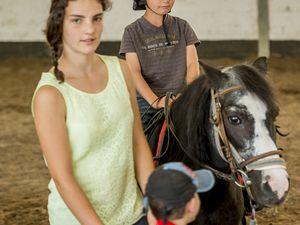 Stage équitation Comines (04-08/08/2014)