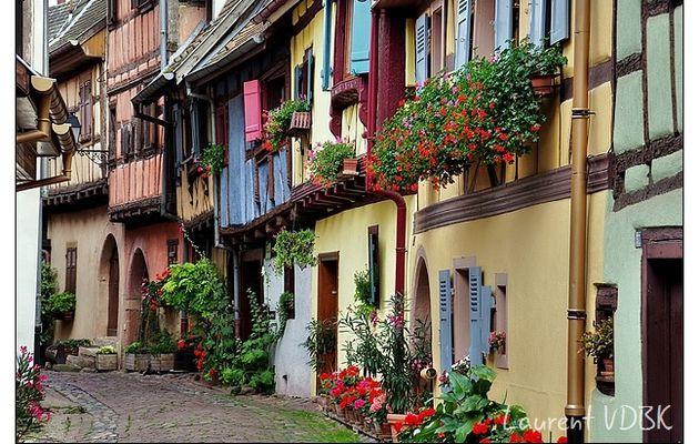 Alsace : Eguisheim