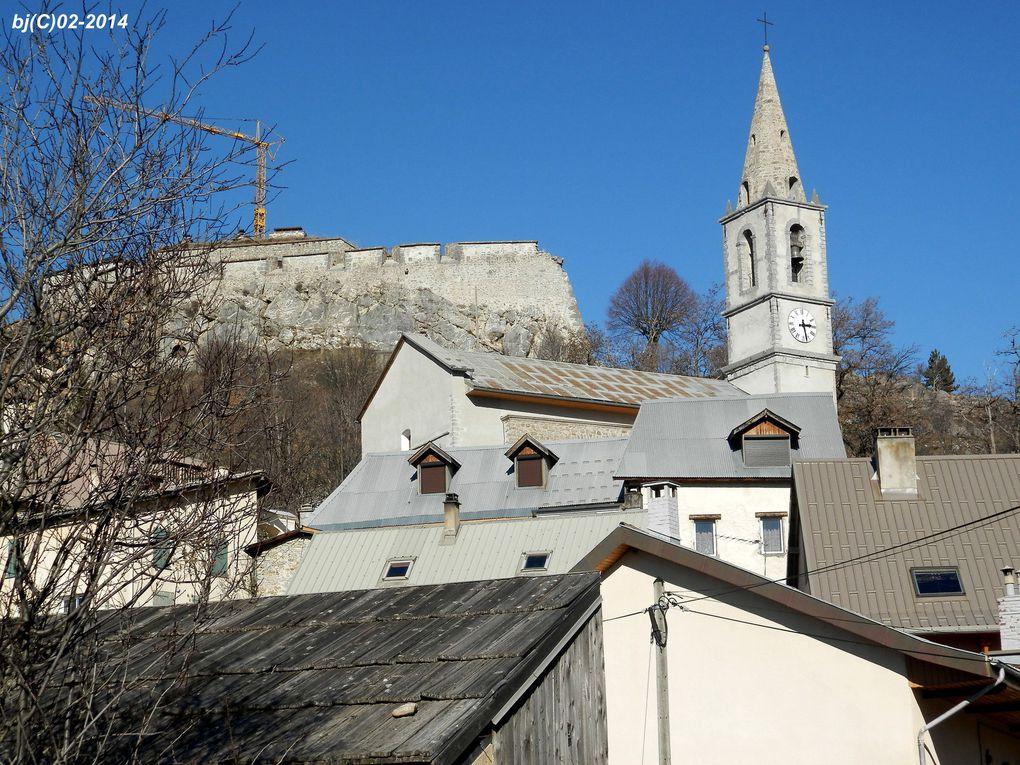 Saint VINCENT LES FORTS - Nid des fils d'Icare - Alpes de Haute Provence