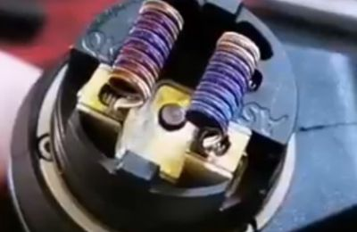 Tuto - Build - Comment faire son Alien coil en SS316L ?