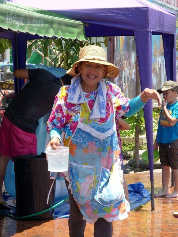 Visages de Thaïlande (18-15) - Songkran à Phra Pradaeng