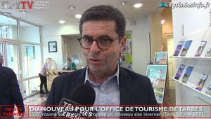 A Tarbes, l'Office de tourisme retrouve ses touristes (5 mai 21) | La Télé de Tarbes
