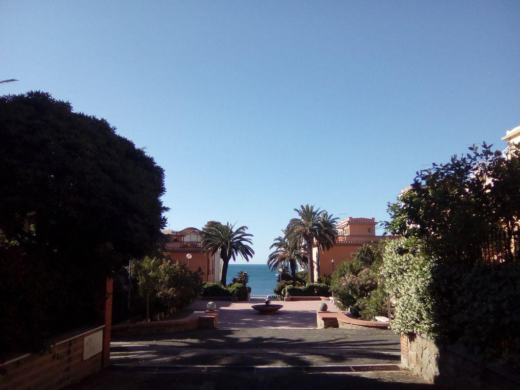 Reporter Cicloturismo sulle strade di Santa Marinella e Santa Severa.