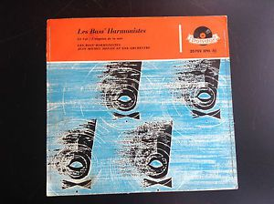 les bass harmonistes, un quintette d'après guerre dans la lignée des 4 barbus ou des frères jacques