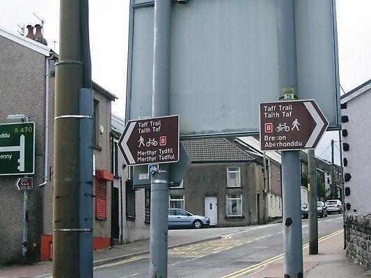 2008 Juillet Wales - Lôn Las Cymru (1)