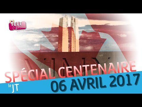 JT Spécial Commémoration du centenaire de la bataille de Vimy
