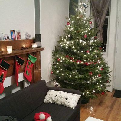 Notre Premier Noël Canadien...
