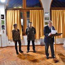 Villars-Colmars, les voeux du maire