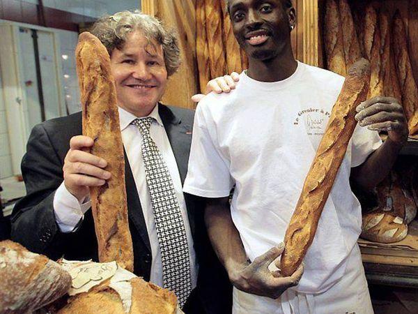 Paris 18e : meilleure baguette de Paris à Djibril Bodian, « Le Grenier à Pain » aux Abbesses