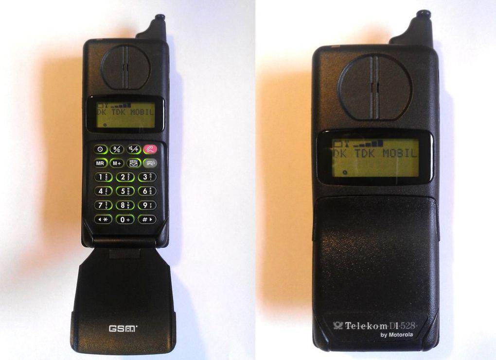 Collection téléphones MicroTAC