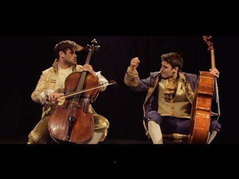 La musique adoucit les mœurs, 2CELLOS - Thunderstruck