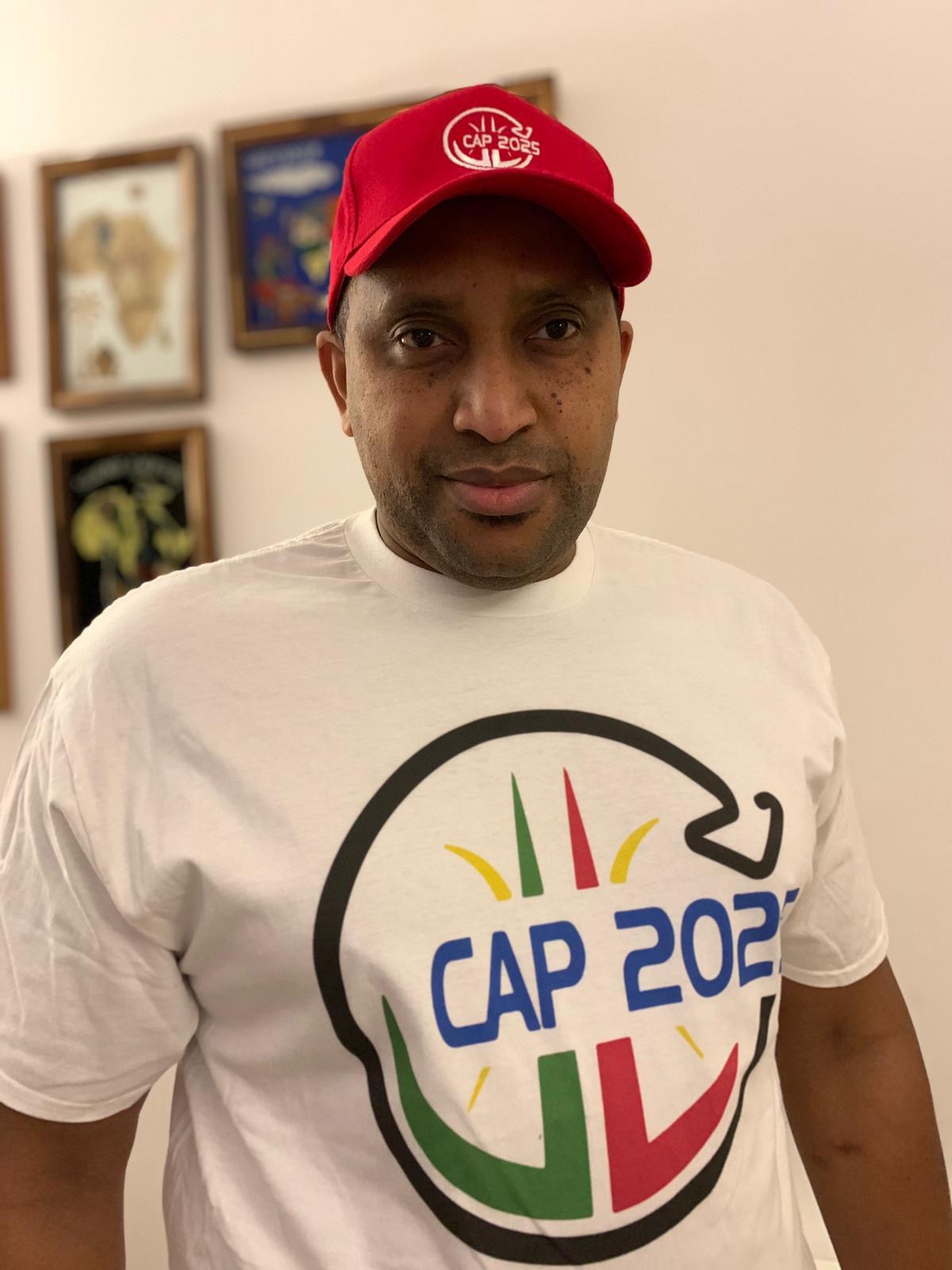 Président réformateur du club Zarasclo et président sortant de la Ligue de Bangui, Guy Maurice Limbio veut redynamiser le basketball Centrafricain à travers son programme ambitieux Cap 2025.