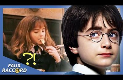 Les plus grosses gaffes d'Harry Potter 1 & 2 : les faux raccords.