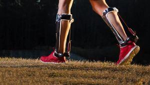 Marchez plus avec ce petit exosquelette