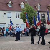 Festivités à Neuf-Brisach le 13 juillet 2019 Défilé (2/3) - anciens9genie.overblog.com