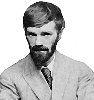 DH Lawrence lit Shakespeare