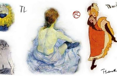 Are They Toulouse Lautrec ?
