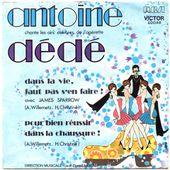 Antoine chante les airs célèbres de l'opérette Dédé - 1973 - tournedix-le-gaulois