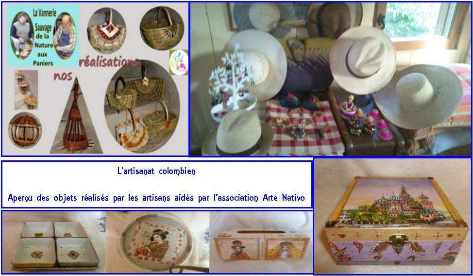Un aperçu de l'artisanat colombien