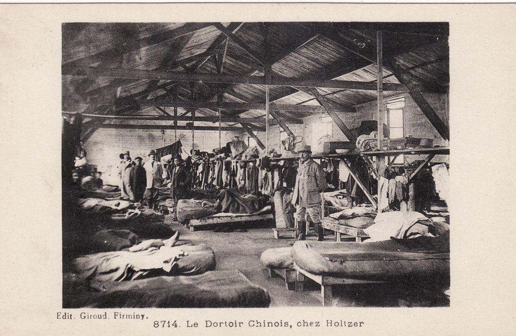 La mobilisation à l'arrière : les femmes et travailleurs coloniaux chez Verdier et Holtzer
