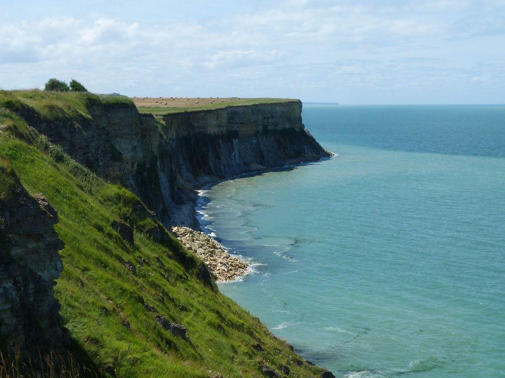 21ème jour : Courseulles-sur-Mer - Port-en-Bessin