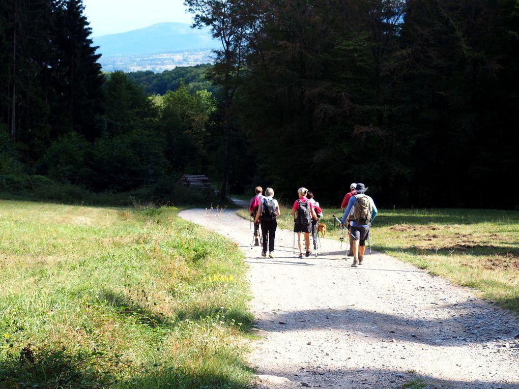 Rando du 4 septembre - Col du Kreuzweg par St Martin