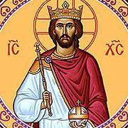 La fête du Christ-Roi, Christ, Roi de l'univers, marque la fin de l'année liturgique en cours