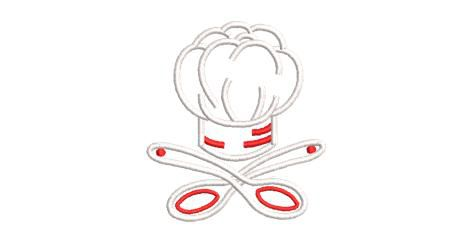 BRODERIE TOQUE CHEF