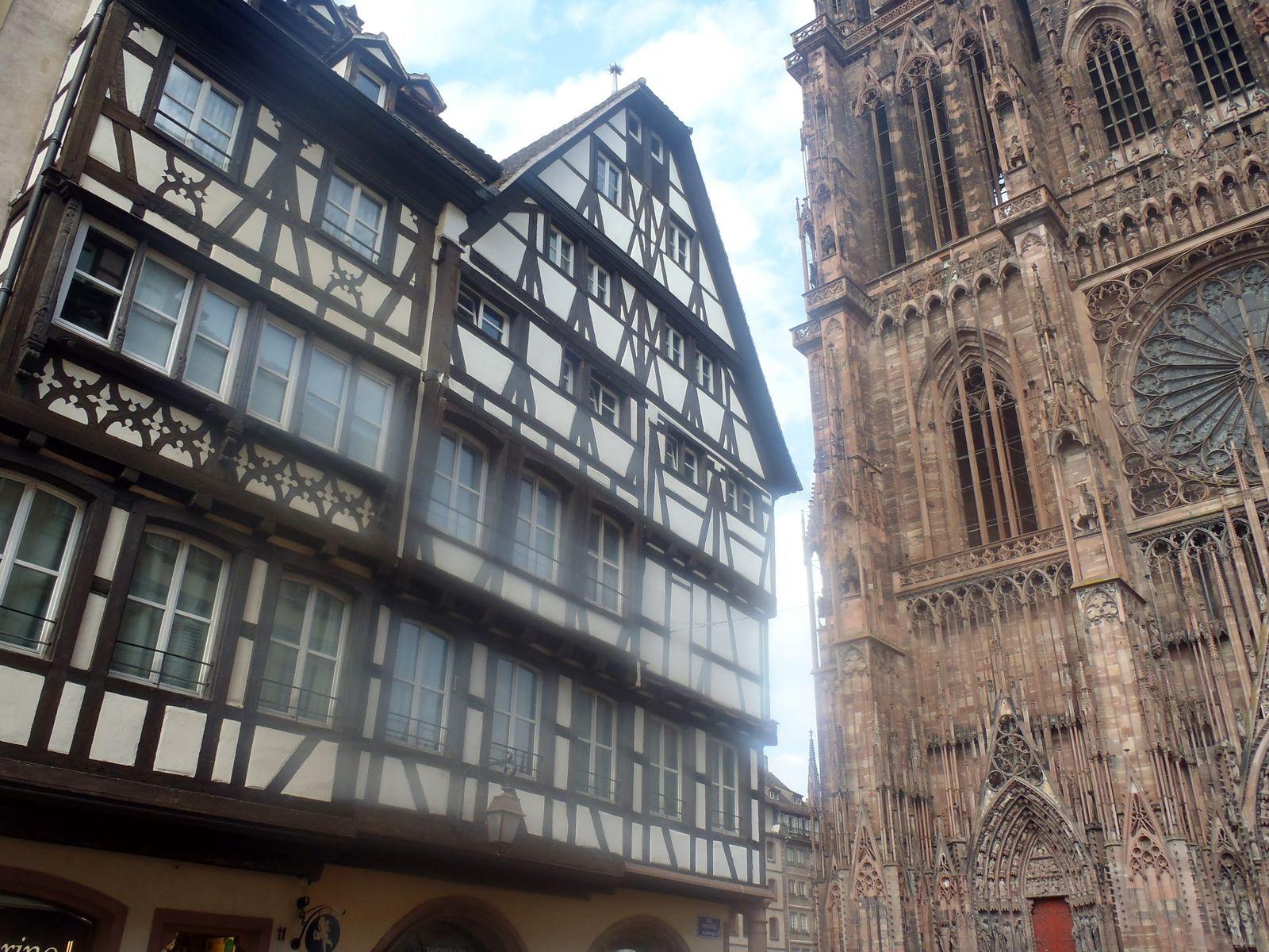 Ein unvergesslicher Nachmittag in Strasbourg
