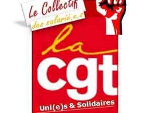 UNE BELLE VICTOIRE DE LA CGT CSC SAINT GILLES qui en appelle d'autres