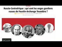 Franklin Nyamsi Wa Kamerun -  Réponses des Internautes-Citoyens à une question sur la sécurité du Président Touadéra
