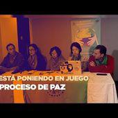 Mission internationale de La Via Campesina : Nous n'avons aucune confiance que le gouvernement colombien veuille respecter les accords de paix.
