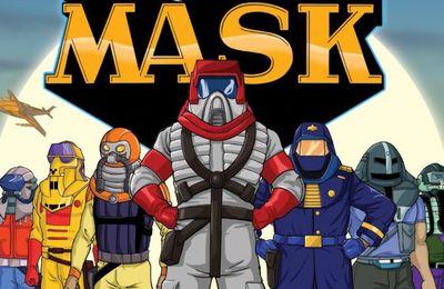 MASK : le film va de l'avant avec le scénariste de Bad Boys 3