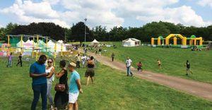 Vendredi 7 août 2015 dernier jour de l'été à Ballanger à Aulnay-sous-Bois