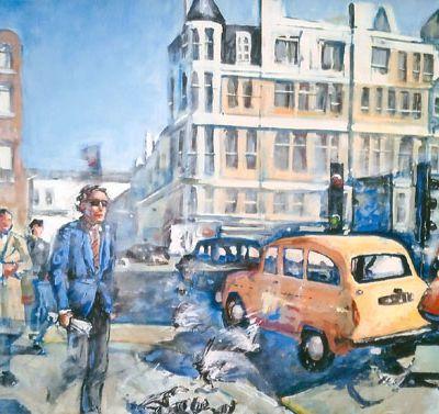 Une rue à Londres