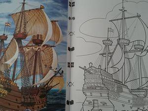 Dans ma Bibliothèque #12 : Cahier d'Activités Pirates