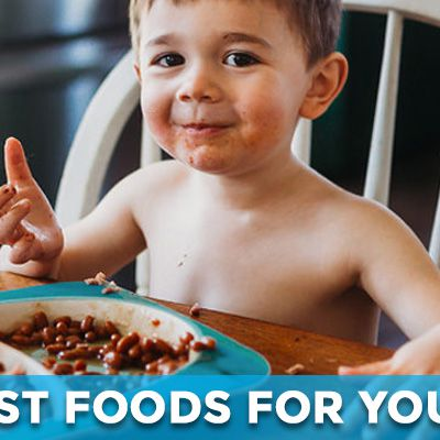 The Best Foods for Your Kids