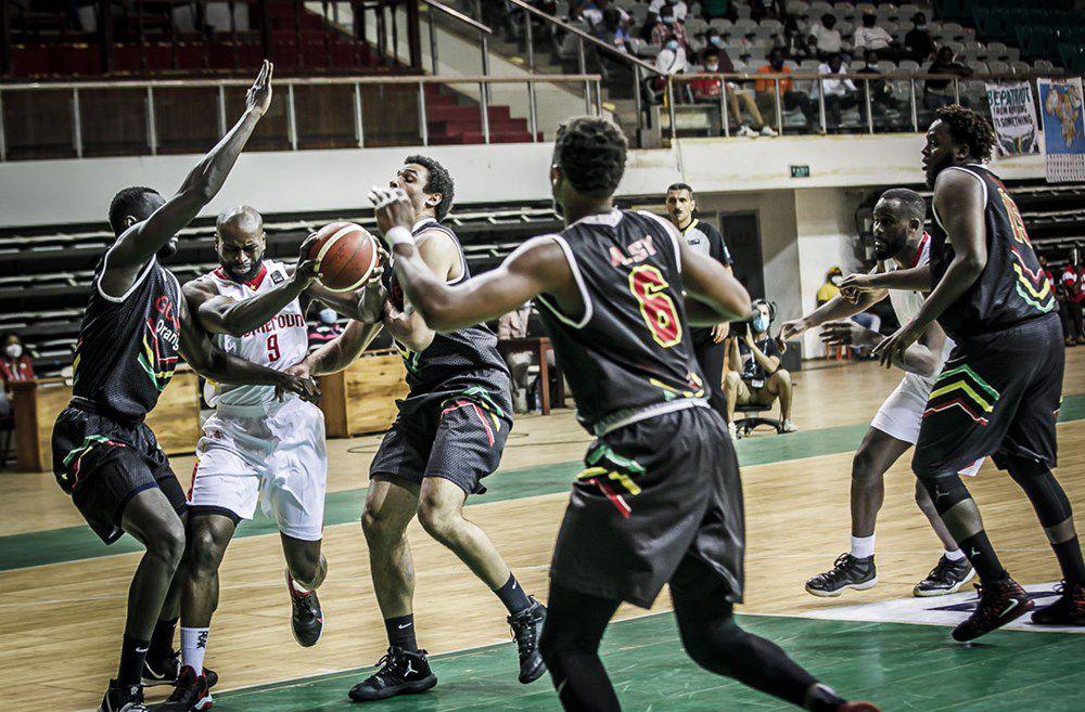 Les Lions Indomptables marchent sur le Syli national et valident leur ticket pour l'AfroBasket 2021