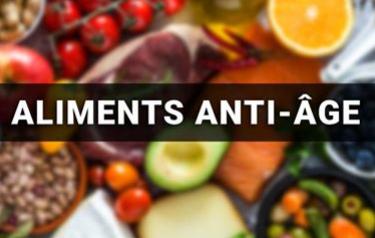 Les meilleurs aliments pour gagner des années de vie en bonne santé Afin de protéger votre santé