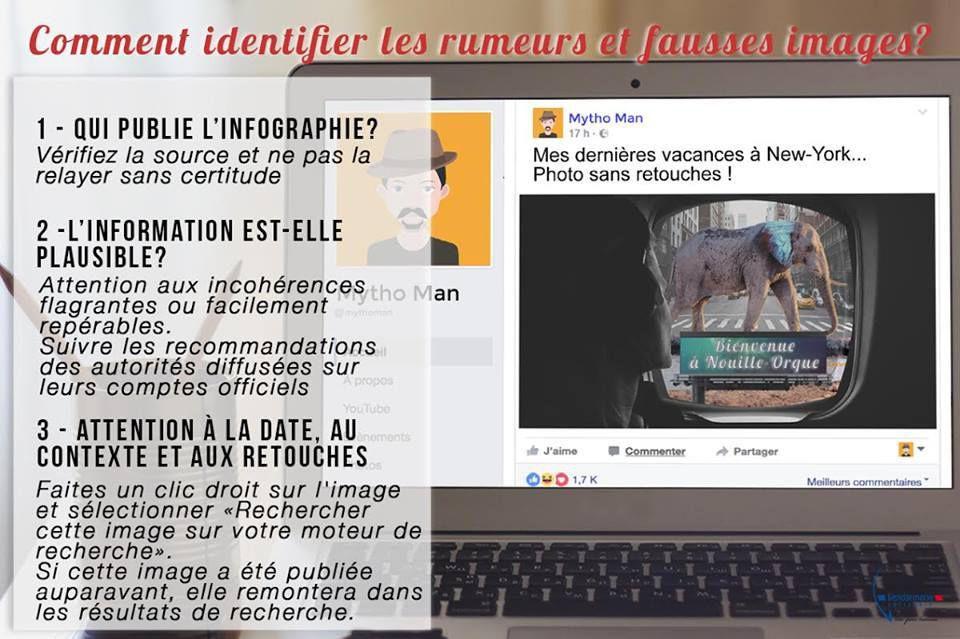Les conseils de la Gendarmerie Nationale