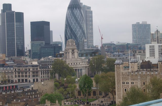 Londres #1 - impressions