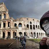 Des fuites des plans de la quarantaine provoquent le chaos alors que des Italiens paniqués se précipitent vers les sorties, menaçant de propager le virus - MOINS de BIENS PLUS de LIENS