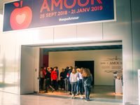 """Expo """"Amour"""" Louvre Lens"""