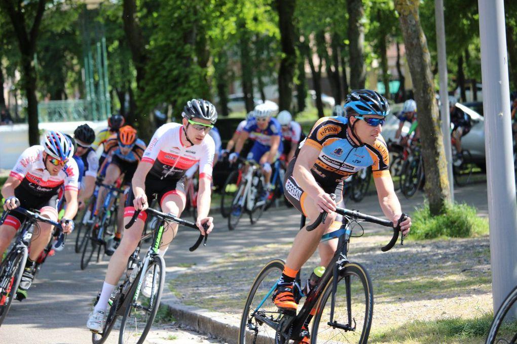 L'épreuve Pass'Cyclisme.
